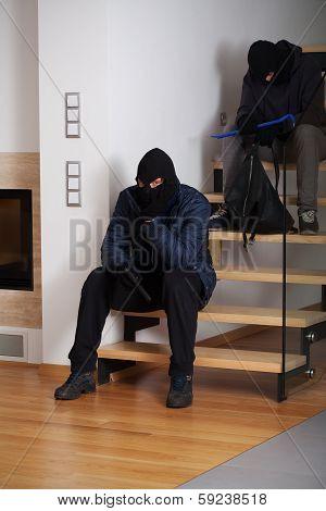 Two Bored Burglars