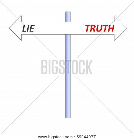 Truth or lie