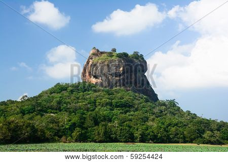 Sigiriya Ancient Rock Fortress