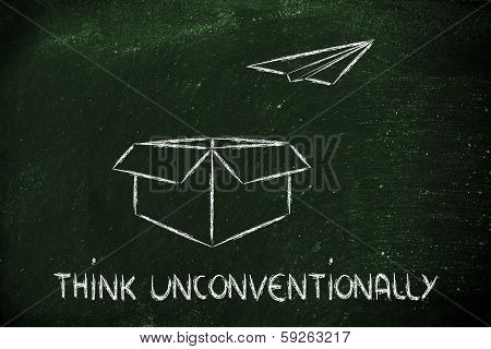 Business Vision: Think Unconventionally