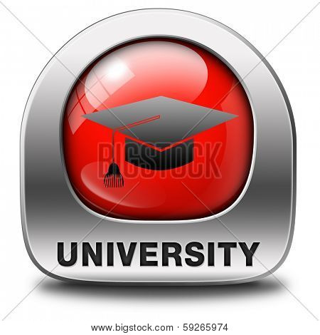 university learn get educated and gather knowledge and wisdom choose university choice university application admission entry requirements red icon