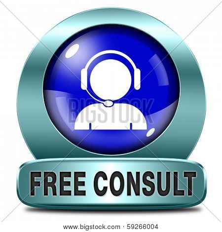 free consult with support desk or help desk with gratis consultation and customer support