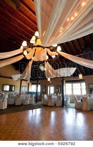 Wedding Reception Room