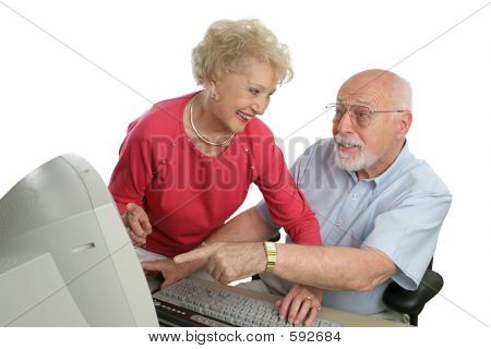 Senior Computer Lesson Question