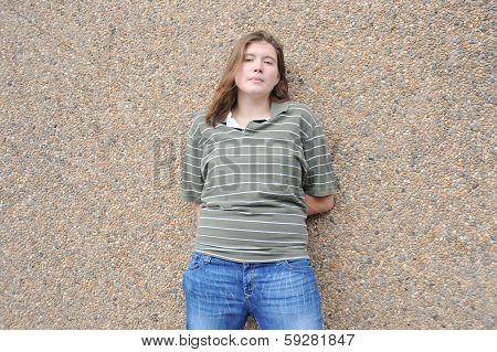 Female tomboy.