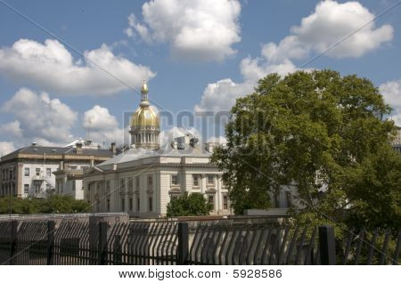 Side View Of The State House