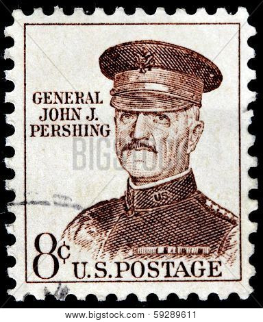 General Pershing Stamp