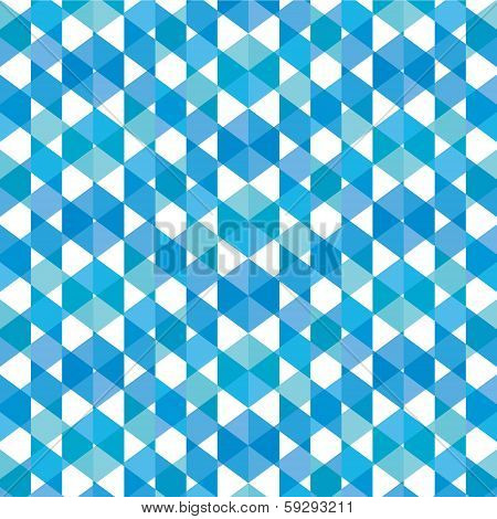Blue abstract design pattern background stock vector