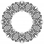 foto of ottoman  - series of patterns designed by taking advantage of the former Ottoman - JPG