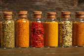 picture of garam masala  - Spices - JPG