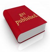 stock photo of submissive  - Get Published Book Cover New Author Writer - JPG