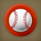 stock photo of softball  - Baseball - JPG