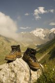 Sturdy Climber Boots poster