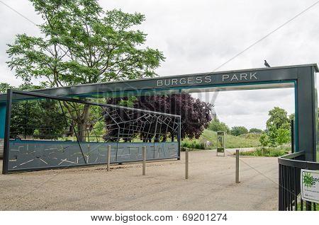 Burgess Park, Southwark