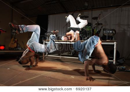 Freestyle Hip-hop Dancers