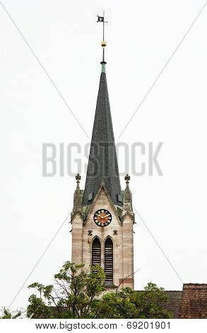 Spitalkirche In Schwabach City