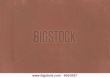 Rusty iron plate texture with scratches