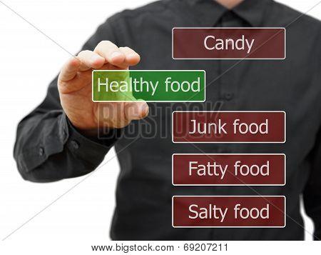 Choose Healty Food
