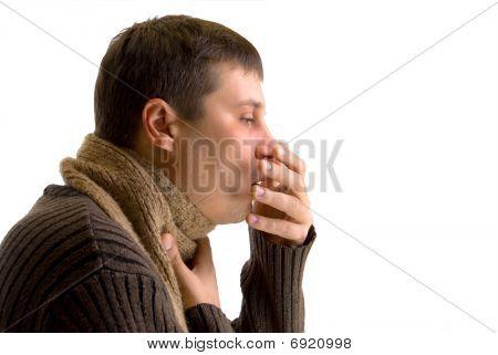 Enfermo de tos
