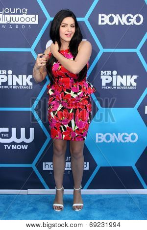 LOS ANGELES - JUL 27:  Ariel Winter at the 2014 Young Hollywood Awards  at the Wiltern Theater on July 27, 2014 in Los Angeles, CA