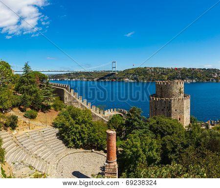 Rumelihisari fortress