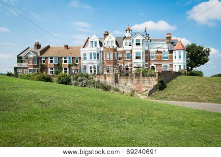 A nice building at Hastings in England