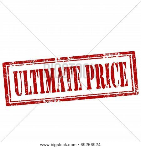 Ultimate Price-stamp
