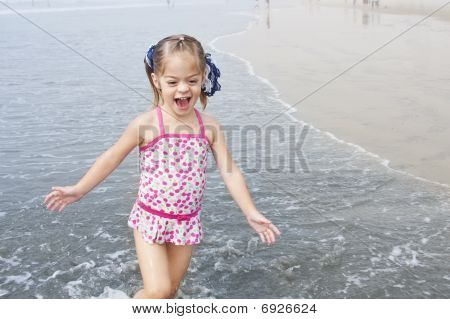 Fun at the beach