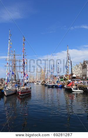 Tall Ships Races Bergen Norway 2014