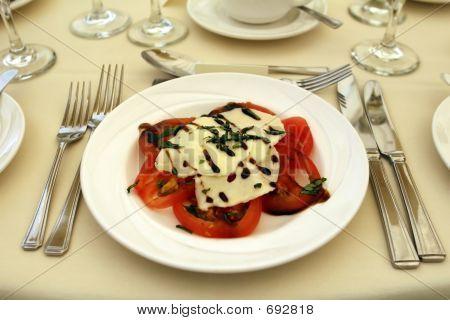 Wedding Or Business Celebration Restaurant Food