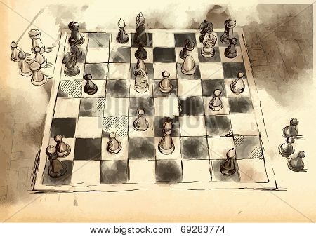 The World's Great Chess Games: Anderssen - Kieseritsky