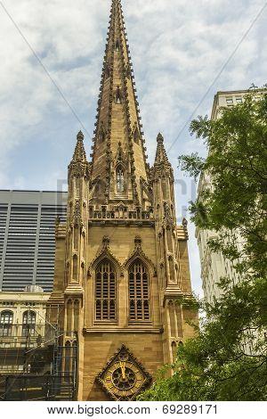 Trinity Church In NYC