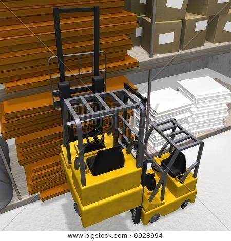 Forklift Stack