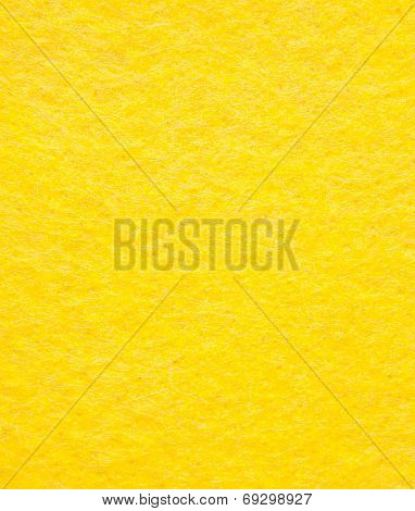 Bright Yellow Viscose Cloth