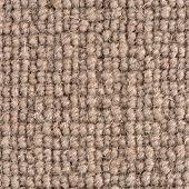 image of linoleum  - Closeup detail of brown carpet texture background - JPG