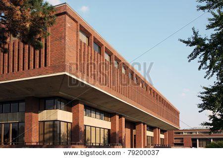University campus