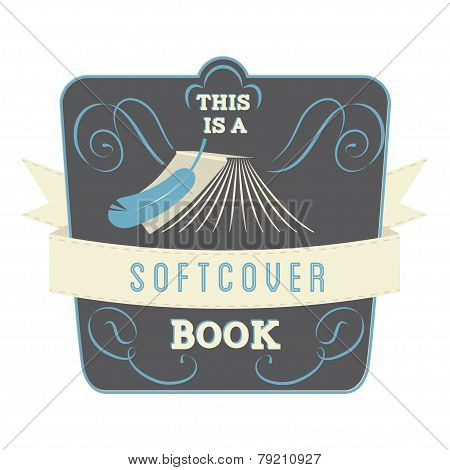 Softcover Book