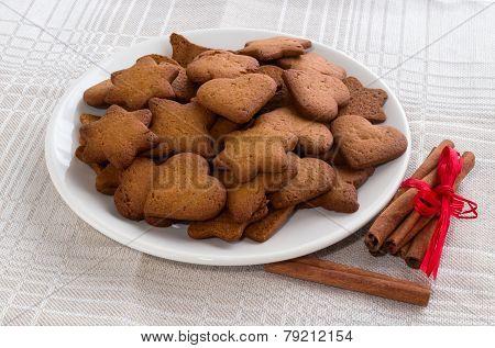 Pepper Cinnamon Cookies