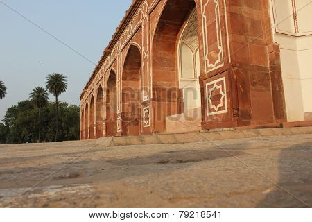 Humayun's Tomb, Architectural Detail