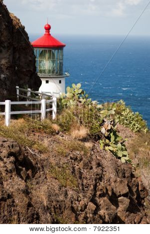 Makapu'u Lighthouse Oahu Hawaii