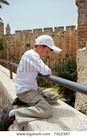 In Jerusalem's Old City