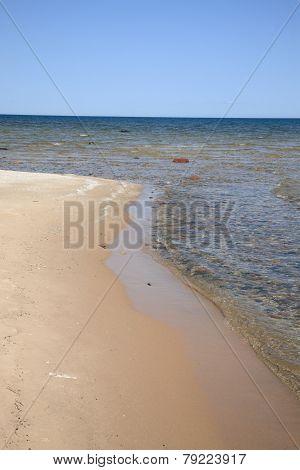 Seashore - Lake Huron