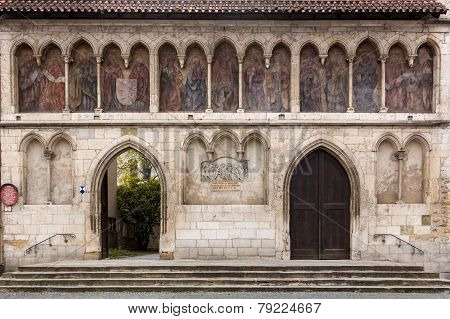 St Emmeram Church Regensburg Germany