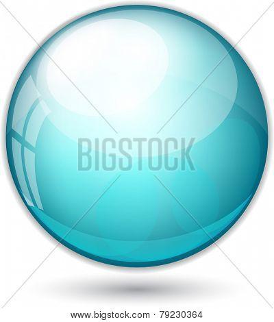 Vector ball illustration