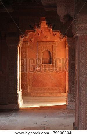 Fatehpur Sikri, doorway