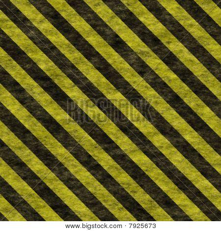 Seamless Warning Background