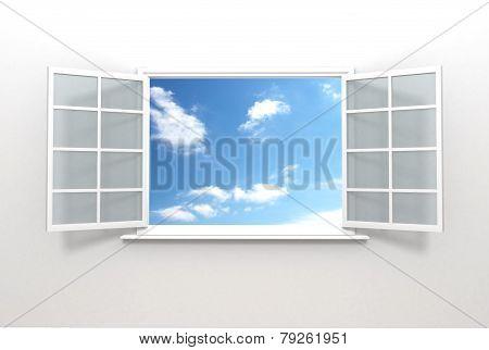 sky outside