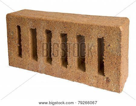Facing Brick Isolated