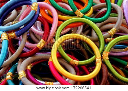 Indian Colorful Bracelets
