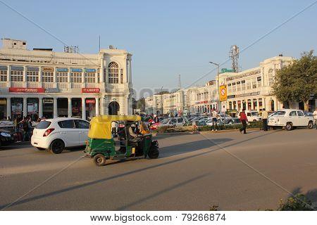 New Delhi City Centre Daily